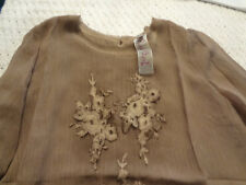 pretty angel top beautiful voile top s, m, l,