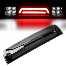 For 2009-2017 Dodge RAM 1500 2500 3500 LED Smoke 3rd Third Brake Cargo Light