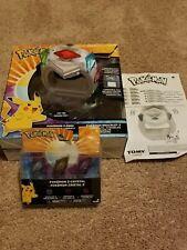 Pokémon Z-Ring 9 Crystal Set Works w/ Pokémon Sun & Moon 3DS Tomy Games