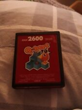 Q*Bert Cartridge for Atari 2600
