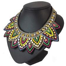 Vintage Damen Korn Halskette Blogger Statement Kette Collier Necklace NEU.~