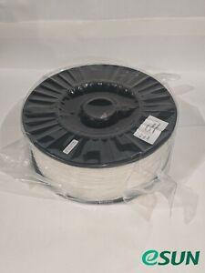 ESUN WHITE 3D Print Filament 3kg (6.6lb) 1.75mm Tough PLA  3D Printing