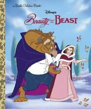 Beauty and the Beast (Disney Beauty and the Beast) (Little Golden Book) by Teddy