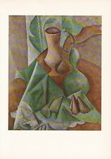 """1955 Vintage Color Plate """"STILL LIFE with GOURD"""" by PICASSO offset Lithograph"""