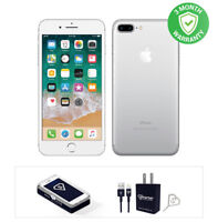Apple iPhone 7 Plus - 32GB - Silver - Fully Unlocked