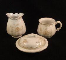 Antique A.J. Wilkinson England Royal Semi Porcelain Soap Dish SPILL VASE Cup