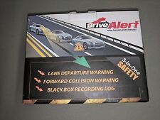 Drive Alert Lane Departure & Forward Collision Warning w Black Box Recording