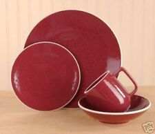 4 New Sasaki Colorstone Cinnabar Glossy Mugs Made in Japan