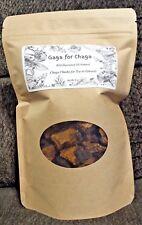 Wild Harvested All-Natural Chaga Mushroom Chunks 6 oz.