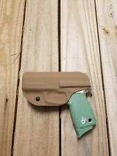 Concealment Kahr Arms CW9 Flat Dark Earth FDE Kydex IWB holster right hand
