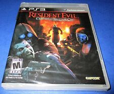 Resident Evil: Operation Raccoon City Sony PlayStation 3 *Sealed! *Free Ship!