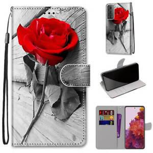 Case For Motorola Moto E6 E8 E7 G G8 Play Plus Power Stylus Pattern Wallet Cover