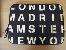 "TYPO-LAPTOP SLEEVE 10"" -STYLE WORD"