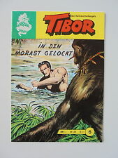 TIBOR - Der Held des Dschungels - Heft Nr: 6. Lehning