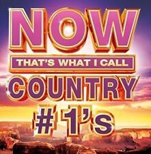 NOW THAT'S WHAT I CALL COUNTRY #1'S **BRAND NEW CD! LUKE BRYAN SAM HUNT