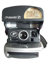 vintage polaroid P camera 600 , Working. Instant Photos.