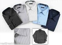 Camicia Uomo Maniche Lunghe SECOLO A724 Misura Collo da 40 a 46