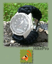 REAL 550 Paracord custom Watch Band WATCHBAND for all watch makes Diver gshock+