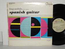 TONY MOTTOLA Spanish Guitar LP Granada Adios Frenesi Block Party In Barcelona