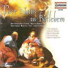 NEW Puer Natus in Betlehem: Baroque Music for Christmas (Audio CD)