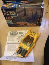 Ataque de los Clones De Star Wars Anakin Skywalker Speeder En Caja