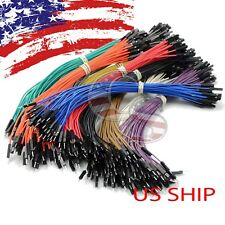 40pcs 20cm Male To Female Dupont Wire Jumper Cable for Arduino Breadboard