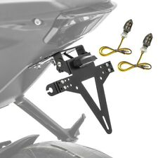 Set Kennzeichenhalter + 2x LED Blinker für Honda NC 700 S / X KH2