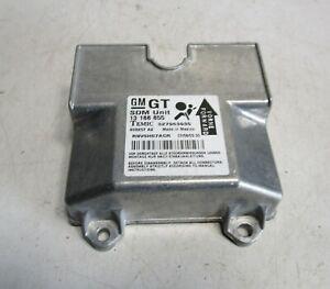Opel Astra H Kombi Airbagsteuerteil Temic 327963935 Steuerteil  13188855GT