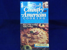Pillsbury Classic #92 Country American Cooking 1988 Cookbook