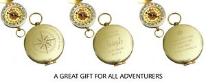 Personalised Compass Choose Design All Occasions