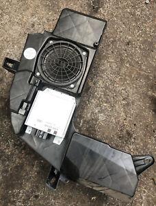 AUDI A4 B7 AVANT BOSE SPEAKER BOOT SUBWOOFER & AMPLIFIER 8E9035382D 8E9035223D