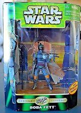 Star Wars Toys Boba Fett Figurine 300th Special Edition, by Hasbro