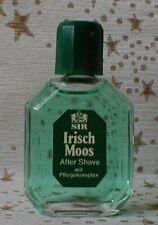 Miniatur SIR IRISCH MOOS von Muelhens, After Shave mit Pflegekomplex