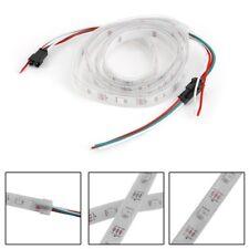 1M 30LED WS2812B 5050 LED Strip Light Waterproof Addressable White Shell SA