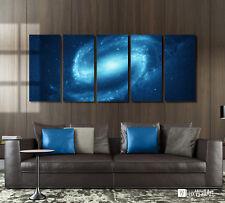 Galaxy Nebula Wall Art Metal Print Decor Ready to Hang