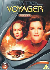 Star Trek Voyager Season 5 TV Series 7xdvds R4
