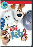 The Secret Life of Pets 2 DVD Free Shipping PreOrder Release date 08/27