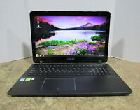 "Asus Q524UQ 15.6"" Touchscreen 2.7GHz Intel Core i7-7500U 12GB RAM 1TB HDD NO OS"