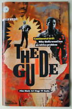 RARE Black Panther Chadwick Boseman The Guardian Guide UK Magazine Feb 2018 NEW