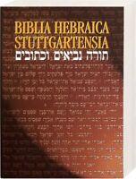 Biblia Hebraica Stuttgartensia by Karl Elliger