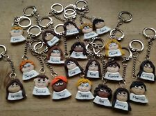 party bag fillers Keyring Handmade Personalised Gifts Birthday Party Wedding