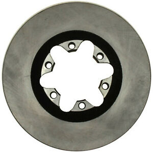 Disc Brake Rotor-Non-Coated Front ACDelco Advantage 18A1622A