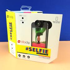 OlloClip For iPhone 5/5+ Selfie 3-in-1 Photo Lens Macro/Fisheye/Wide-Angle #1638