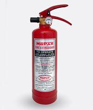 MOPAR Extinguisher L-178 sticker silver