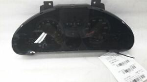2009 2010 2011 CHEVY TRAVERSE MPH CLUSTER 179K 20907547 11039