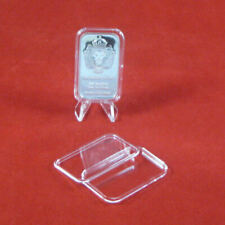 25 Airtite Direct Fit Coin Bar Holder Capsule for 1oz Silver One Troy Ounce