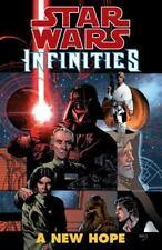 Star Wars Infinities: A New Hope by Chris Warner & Al Rio 2002, TPB Dark Horse
