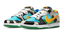 NIKE SB DUNK LOW CHUNKY DUNKY BEN AND JERRY'S UK 9
