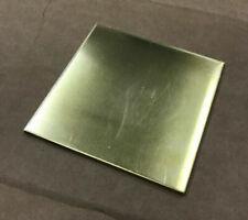 3mm aus Messing Platten für die Metallbearbeitung