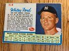 1962 Post Football Cards 91